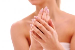 Manicure behandeling in Ermelo